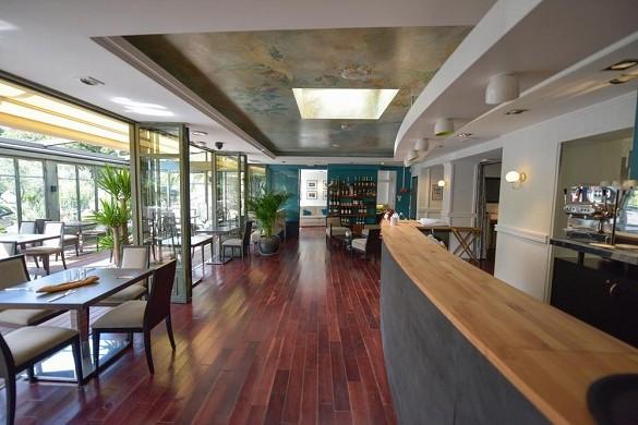 Hotelrestaurant Die Villa Arena - Bar