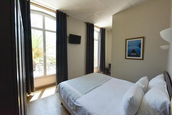 Hotelrestaurant der Villa Arena - Zimmer