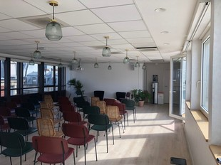 Mittlere Halle - Morgen Coworking Courcelles