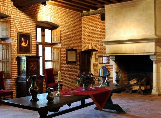 Chateau du Clos Luce Amboise Lounge
