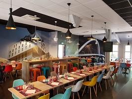 Brit Hotel Lyon Dardilly - Il ristorante del Brit Hotel Lyon Dardilly
