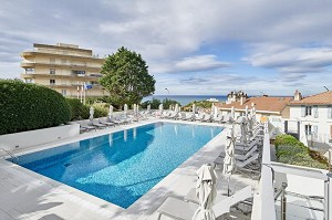 Seminar room: Le Grand Large de Biarritz -