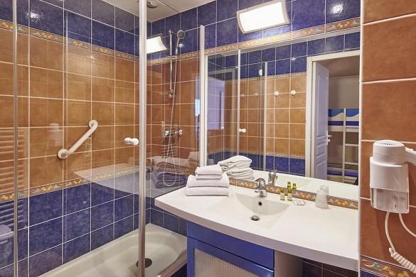 Le grand large de biarritz - baño