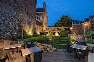 Die Douai Terrasse - Garten