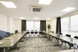 Seminar room of the brit hotel loches