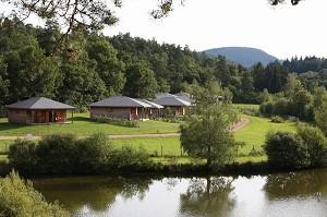 Domaine des Monédières - Luogo del seminario verde