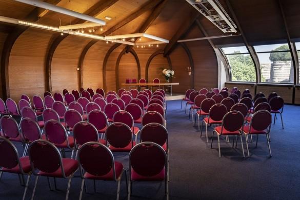 Angers terrace - seminar room