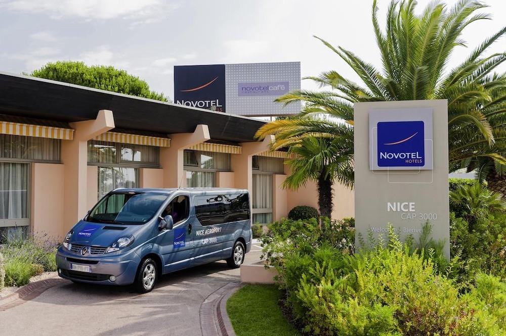 Novotel nice airport cap 3000 - exterior