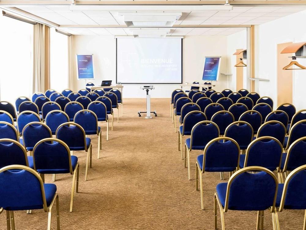 Novotel nice airport cap 3000 - seminar room