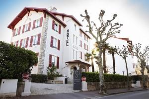 Hotel St-Julien - Frontage