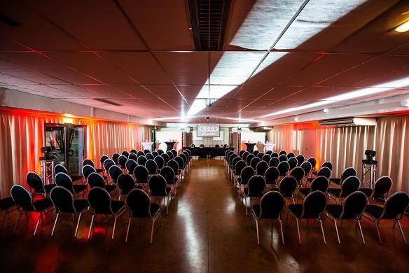 The golf pavilion - plenary room