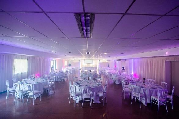 The golf pavilion - reception room