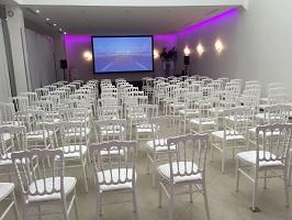 River Lounge - Sala de seminarios