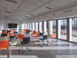 Nivel de lugar de trabajo innovador - seminario de Nantes