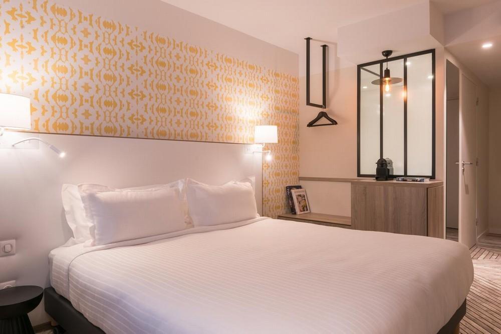 Die originale Boutique, Hotelhaus Montmartre - Zimmer