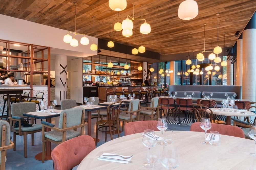 The originals boutique, hotel house montmartre - restaurant