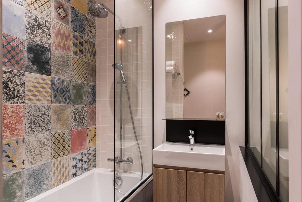 The originals boutique, hotel house montmartre - bathroom