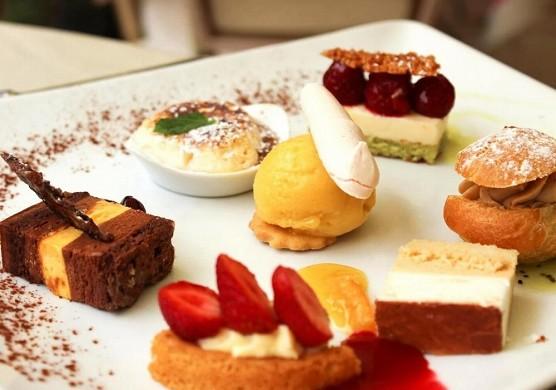 Auberge du center - dessert
