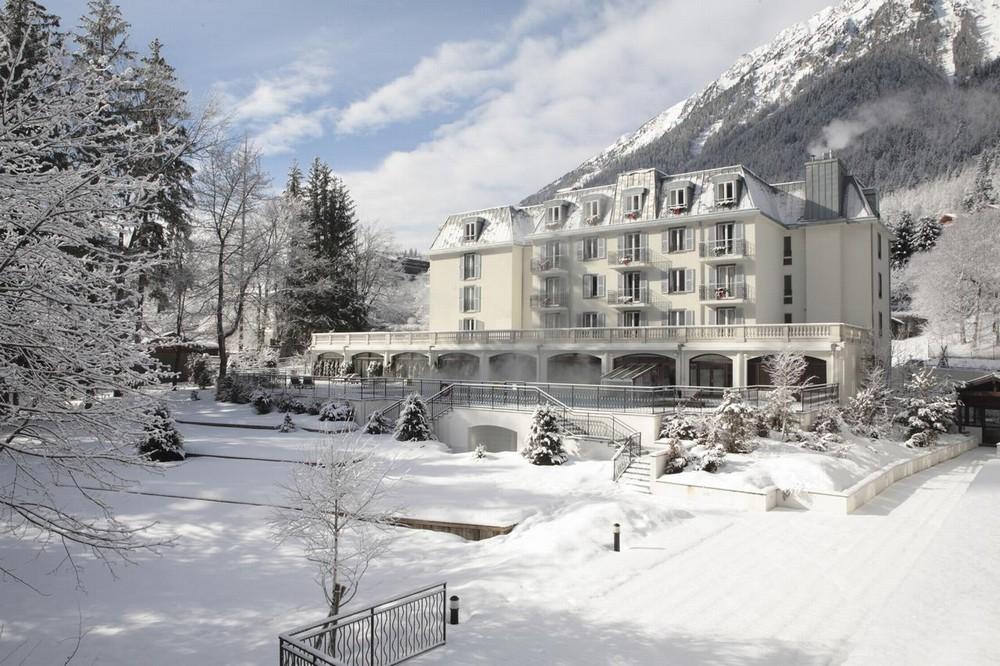 The sweet madness hotels chamonix - en invierno