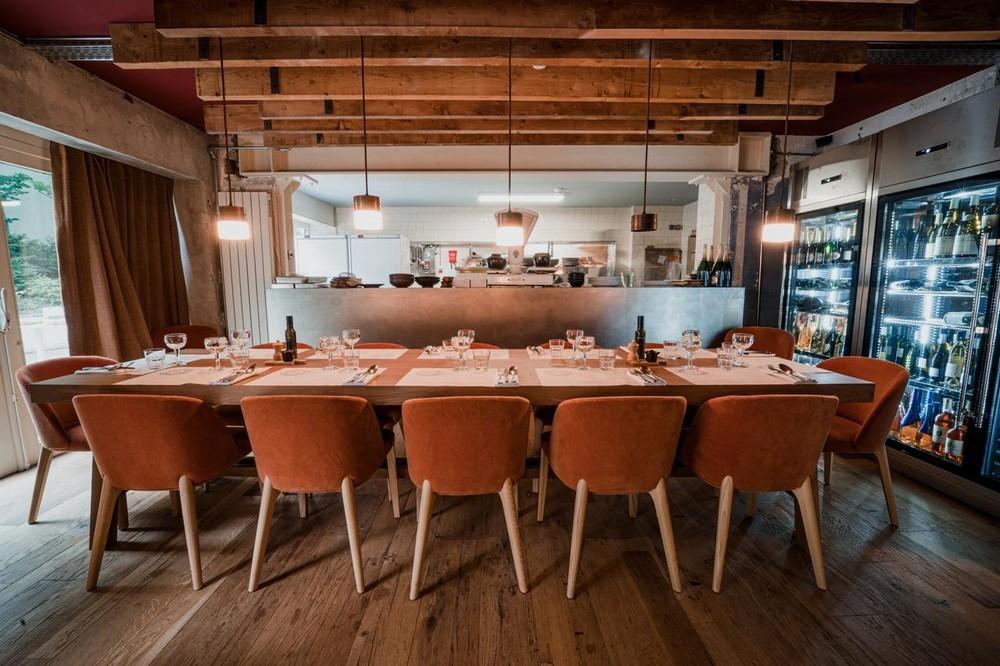 La folie douce hotels chamonix - restaurant