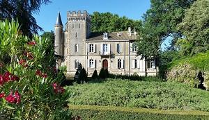 Château Capion - Esterno