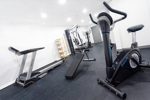 Ibis styles south avignon - fitness room