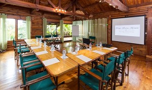 Sala de seminarios: Lodge Roche Tamarin y Spa Village Nature -
