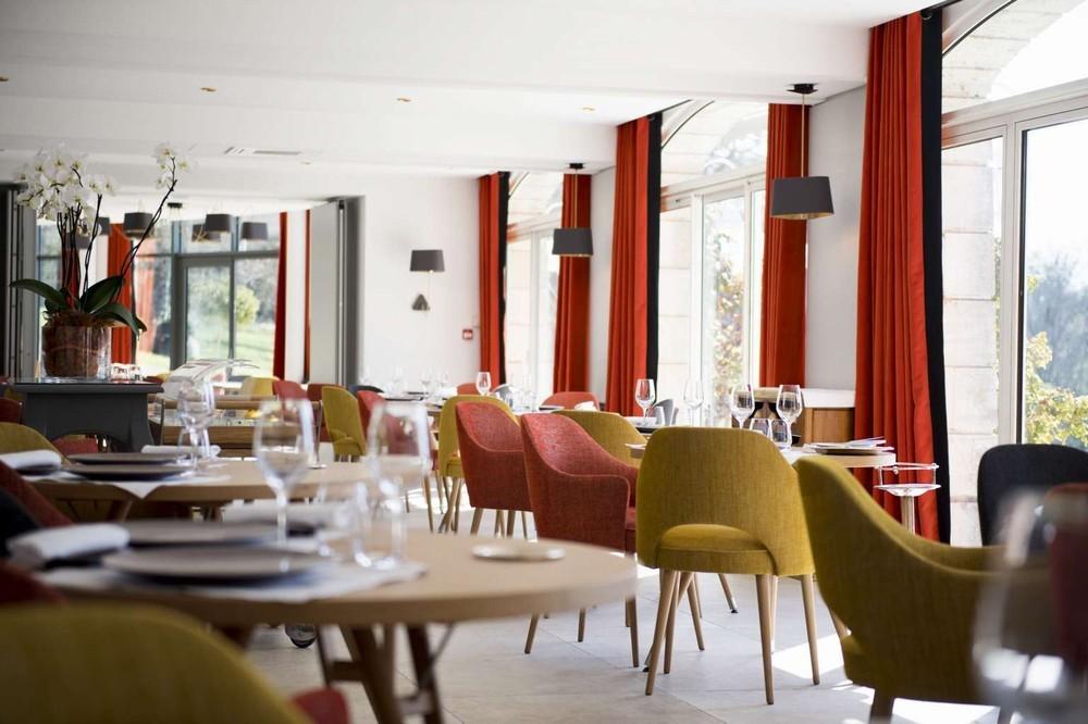 Domaine de la tortiniere - Restaurant