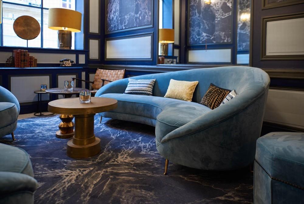 Hotel konti - area relax