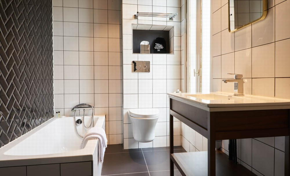 Hotel konti - bagno