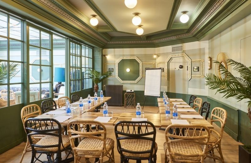Hotel Konti - sala riunioni