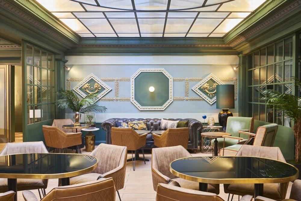 Hotel konti - soggiorno