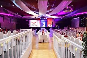 The Red Feather - Sala de recepción