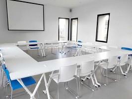 Rokyo Space - Sala de reuniones