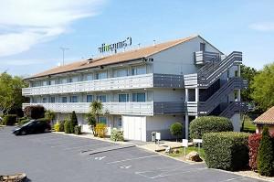 Campanile Nantes Sud Rezé Aéroport - Exterior
