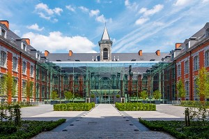 Royal Hainaut Spa und Resort Hotel - Fassade