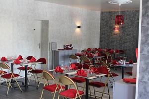 The Surcouf - Restaurant room