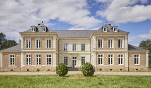 Schloss des Waldes - Fassade