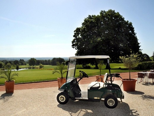 The dryades resort golf and spa - golf