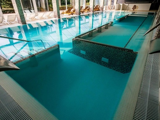 Dryades resort golf and spa - indoor pool