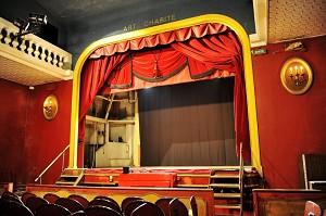 Theater der Arbeit - Italienischer Raum
