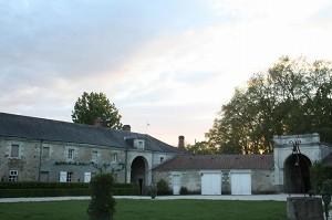 Château de l'Oiselinière - Outside