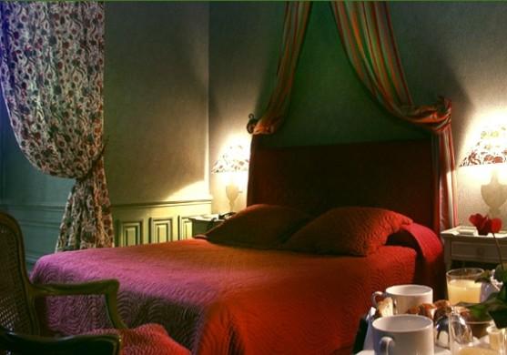 Chateau de reignac on 3 room Indre