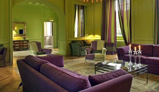 Chateau de reignac on Indre lounge