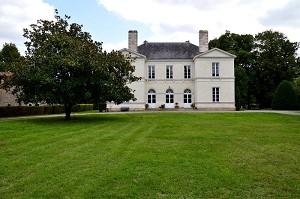 Château de la Rairie - Außenansicht