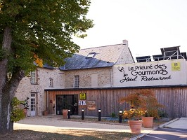 The Priory of the Gourmands - Exterior