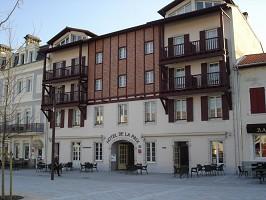 Hotel de la Paix Saint-Palais - Fachada