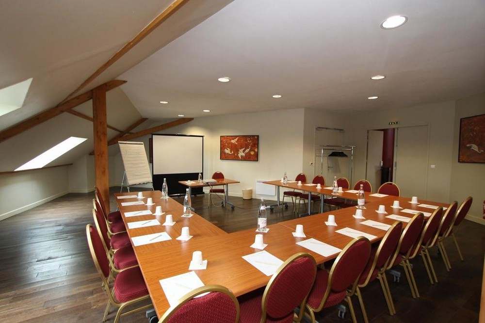 Hotel Zooparc beauval - sala riunioni