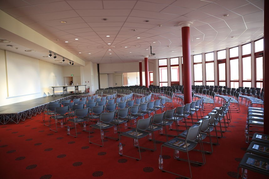 Zooparc the beauval hotels - plenary room beijing