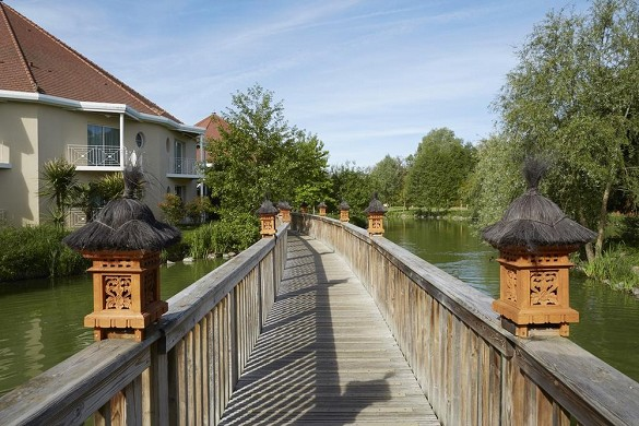 Zooparc hotels beauval - surroundings